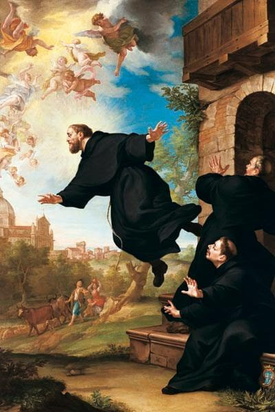 st-joseph-of-cupertino-flying