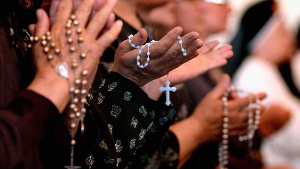 Como rezar o Terço